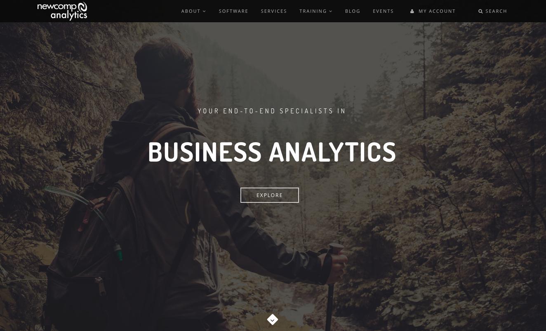 Online course schedule plugin development for Newcomp Analytics