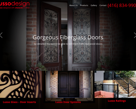 Custom doors fabricator