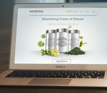 Health Supplements Website